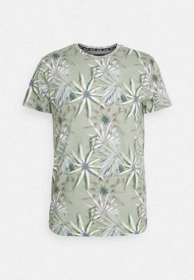 LERRY - T-shirt med print - army