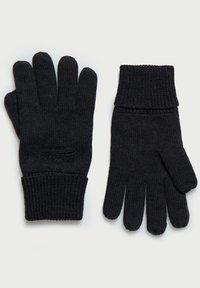 Superdry - ORANGE LABEL - Gloves - dark charcoal grit - 1