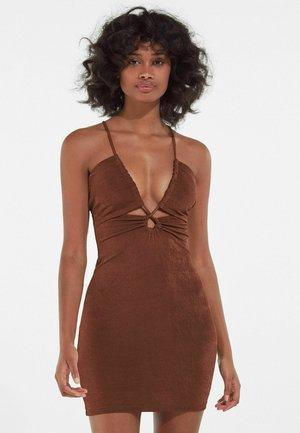 Cocktailkleid/festliches Kleid - brown