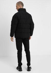 Schott - NEBRASKA - Winter jacket - black - 2