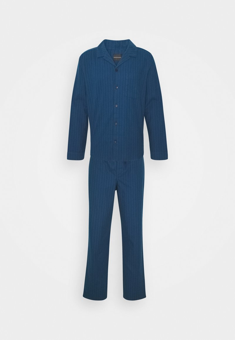 Schiesser - Pyjamas - dark blue
