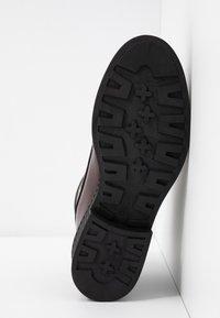 Bianco - BIACASS WORK - Ankle boot - wine red - 6