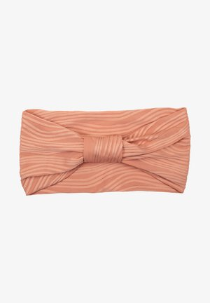 Ear warmers - rosafarben