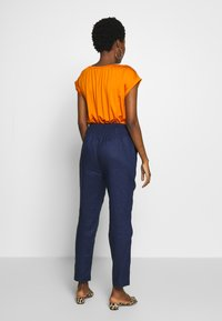 Masai - PETRONI - Trousers - medieval blue - 0