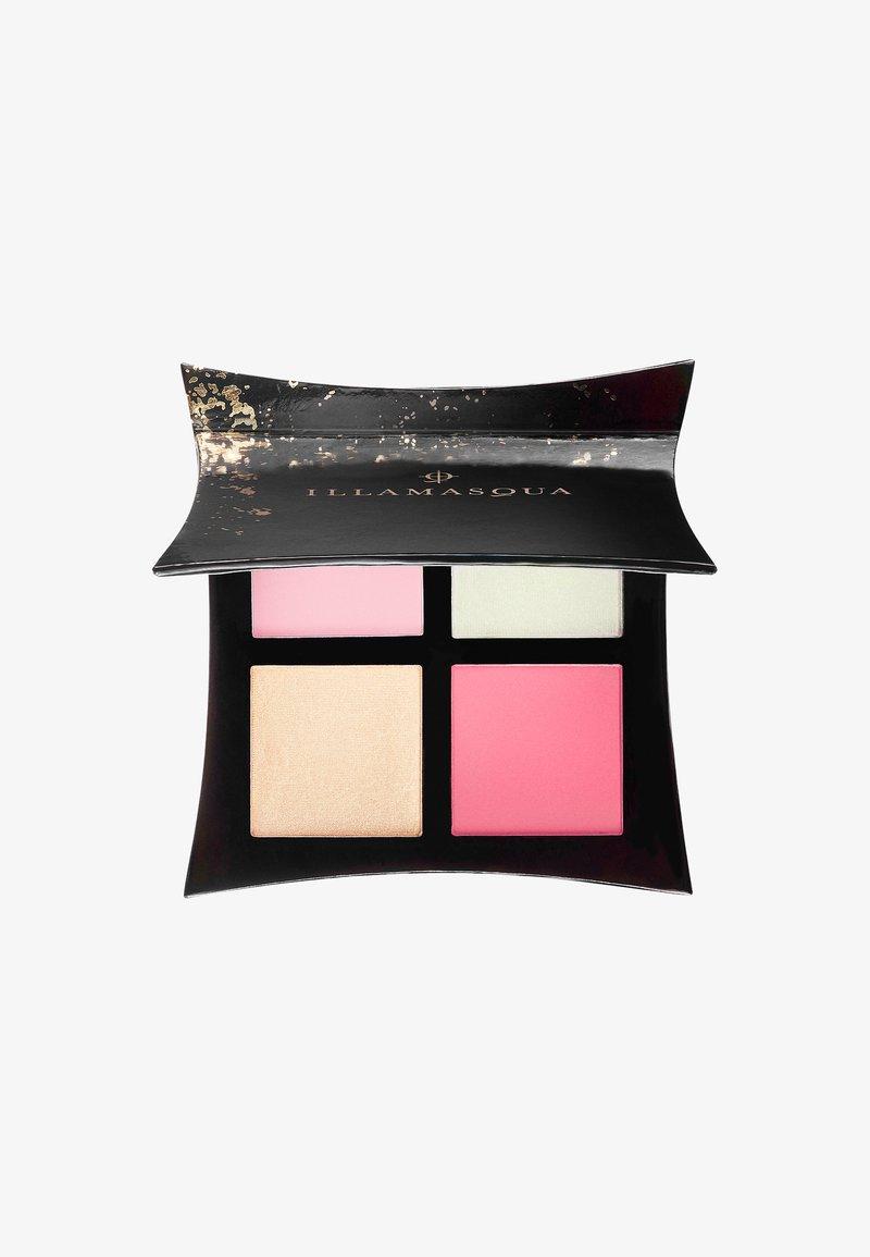 Illamasqua - BEYOND FACE PALETTE BLUSH & HIGHLIGHT - Face palette - -