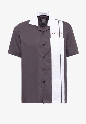 Overhemd - schwarz