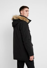 New Look - DOWNTIME  - Parka - black - 2