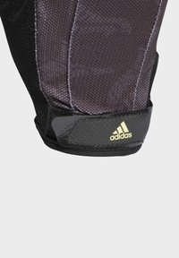 adidas Performance - 4ATHLS  GR - Kurzfingerhandschuh - black - 2
