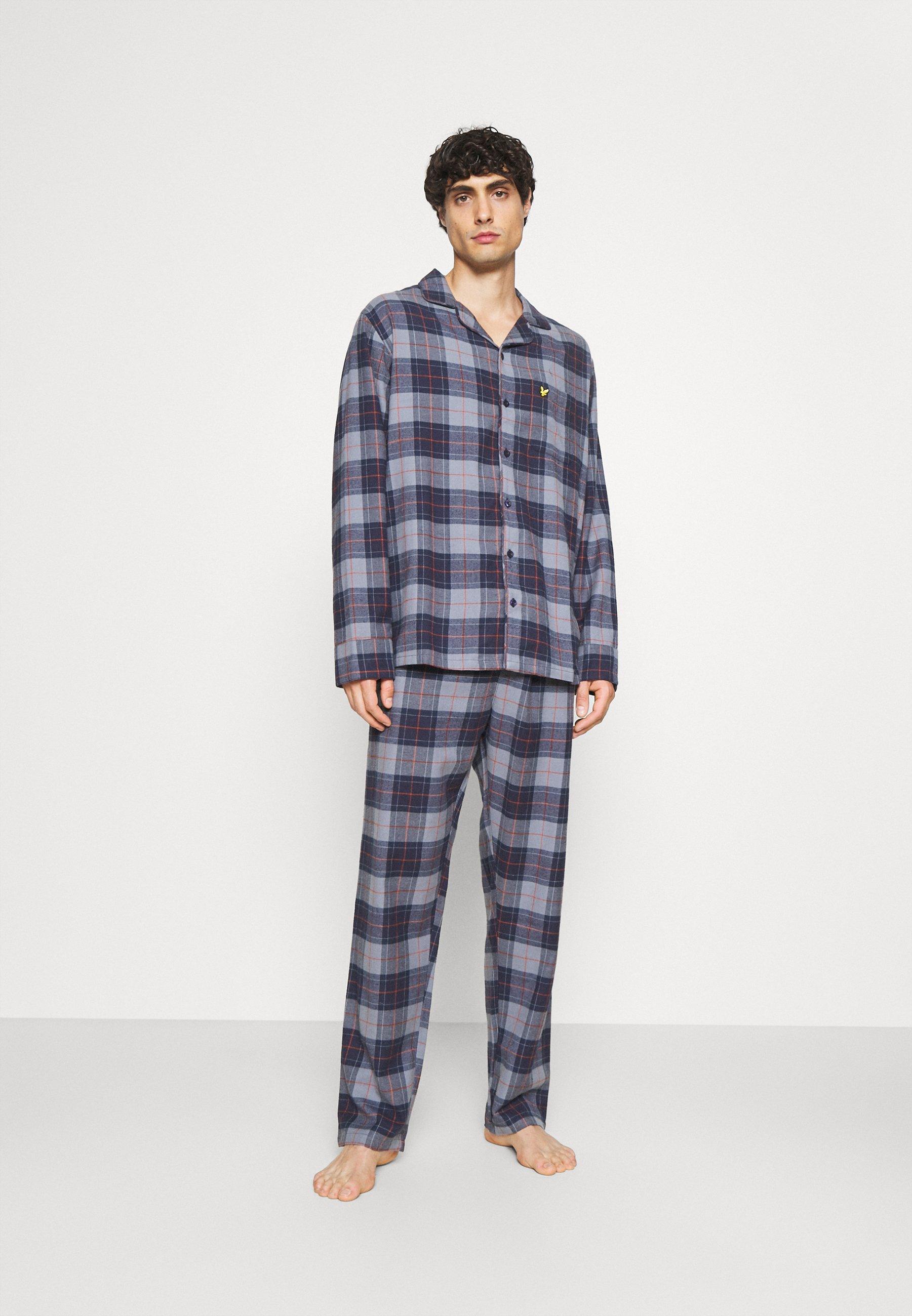 Herren JULIAN - Pyjama - china blue