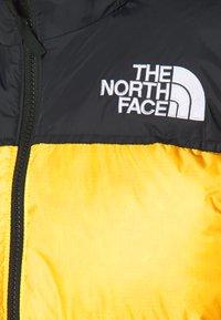 The North Face - 1996 RETRO NUPTSE JACKET - Down jacket -  yellow - 2