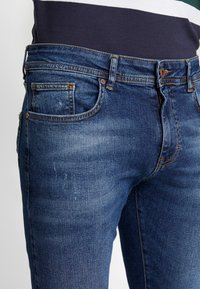 Pier One - Slim fit jeans - blue denim - 3
