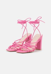 BEBO - EMELINE - Sandalias - pink - 2