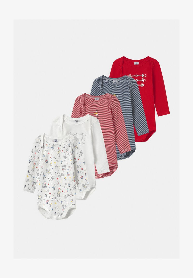 Petit Bateau - 5 PACK UNISEX - Geboortegeschenk - multi-coloured