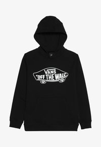 Vans - Hoodie - black-white outline - 0