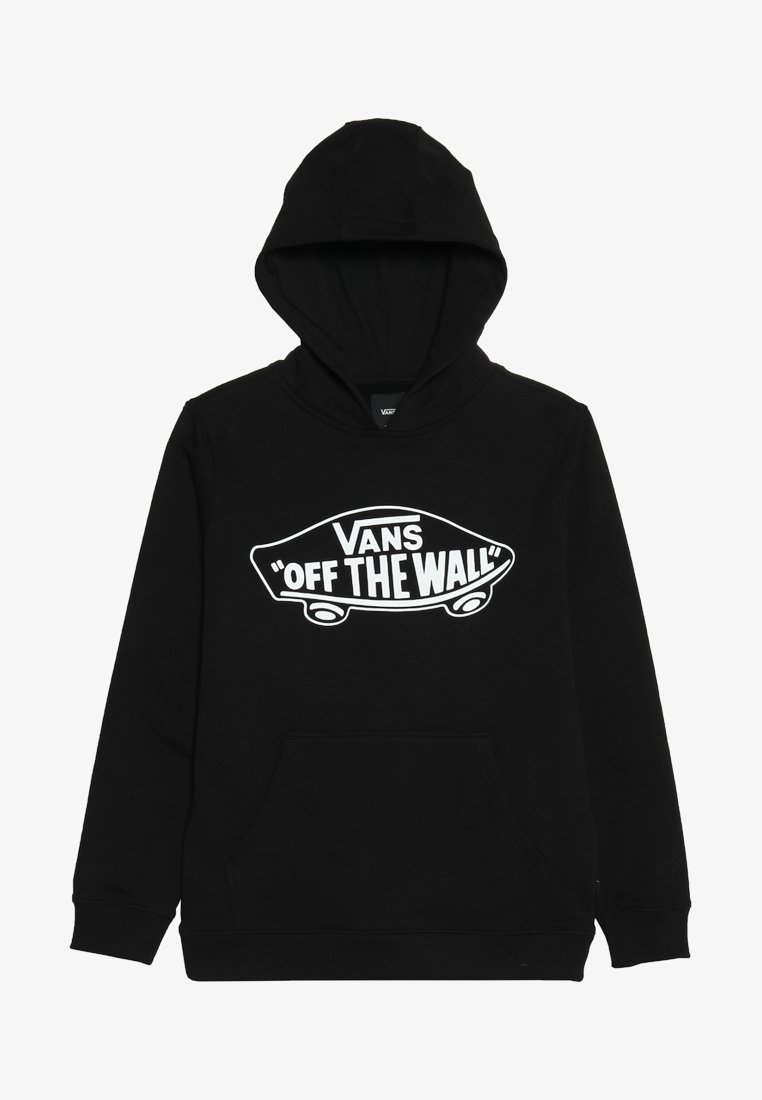 Vans - Hoodie - black-white outline