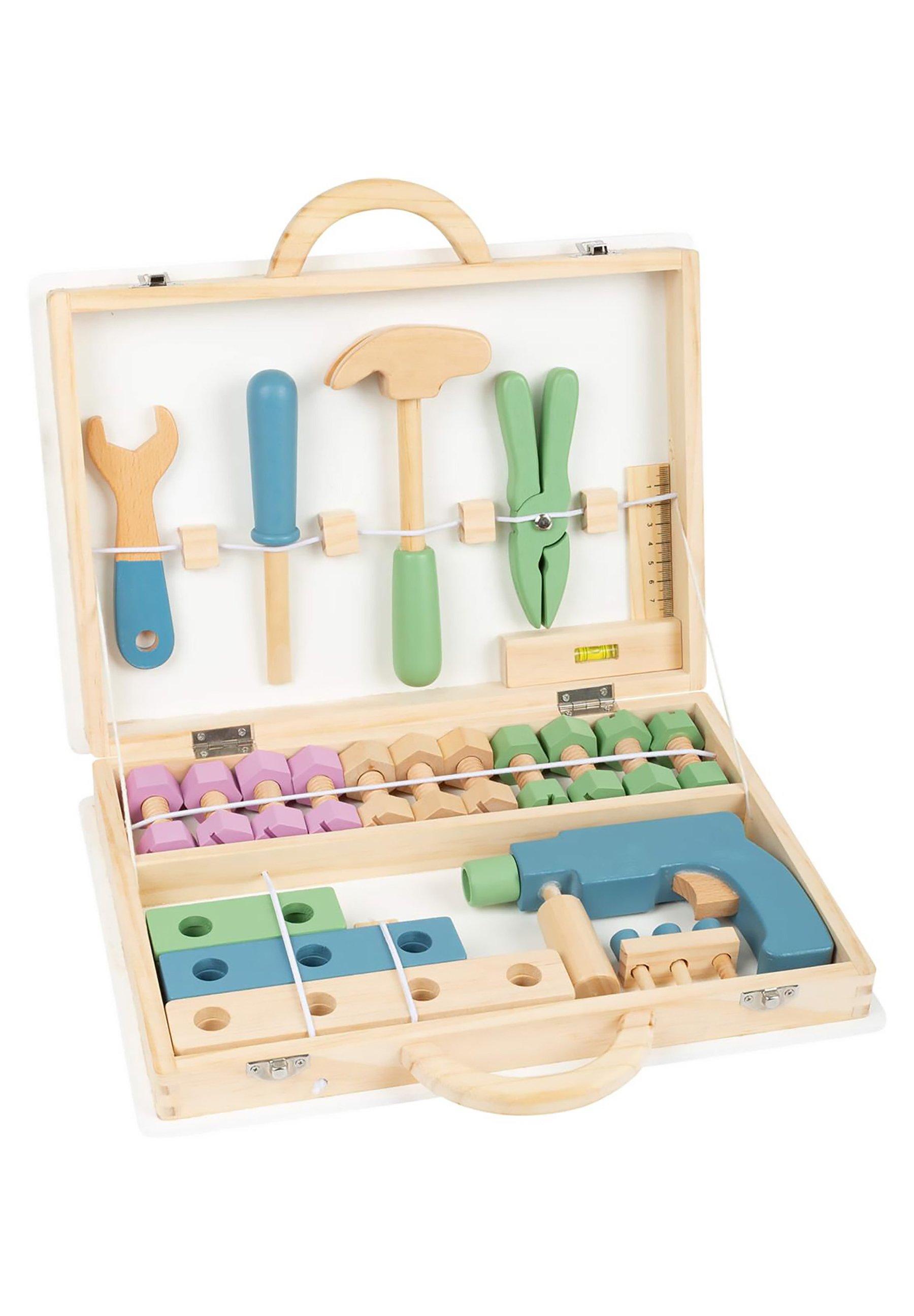 Kinder IN DER WERKSTATT WERKZEUGKOFFER NORDIC - Spielzeug