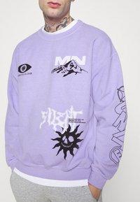 Mennace - UNITE - Sweatshirt - lilac - 5