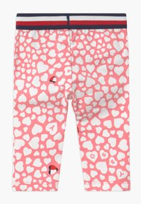 Tommy Hilfiger - BABY GIRL - Leggings - Trousers - pink - 1