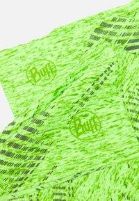 Buff - REFLECTIVE UNISEX - Kruhová šála - lime heather - 4