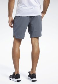 Reebok - WORKOUT READY SHORTS - Sports shorts - grey - 1