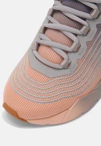ARKK Copenhagen - AVORY UNISEX - Trainers - faded soft peach/midnight gum - 6