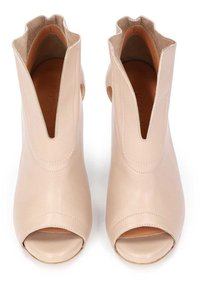 Kazar - KANA - Peeptoe heels - beige - 3