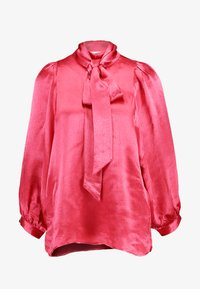 Second Female - MOONLIGHT BLOUSE - Blouse - rose red - 3