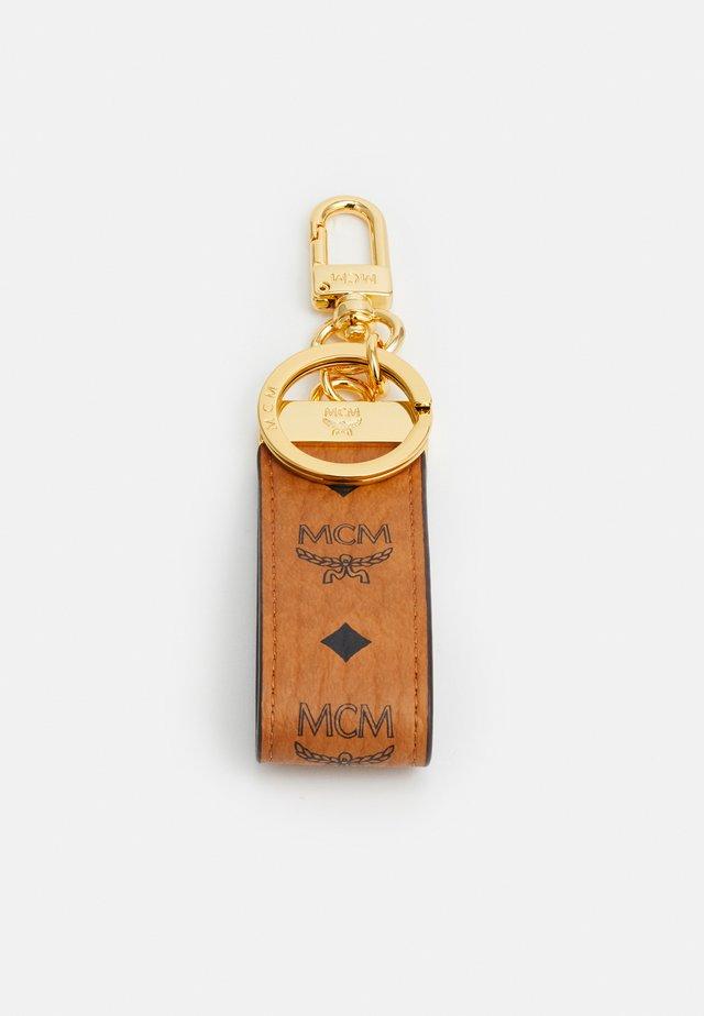 VISETOS ORIGINAL KEY RING - Nøgleringe - cognac