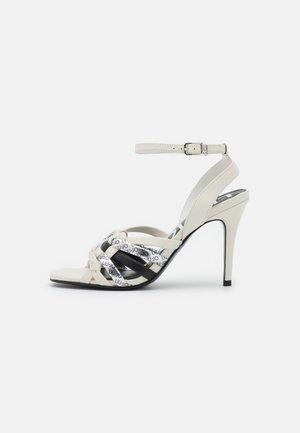 APRIL 11 - Sandals - white