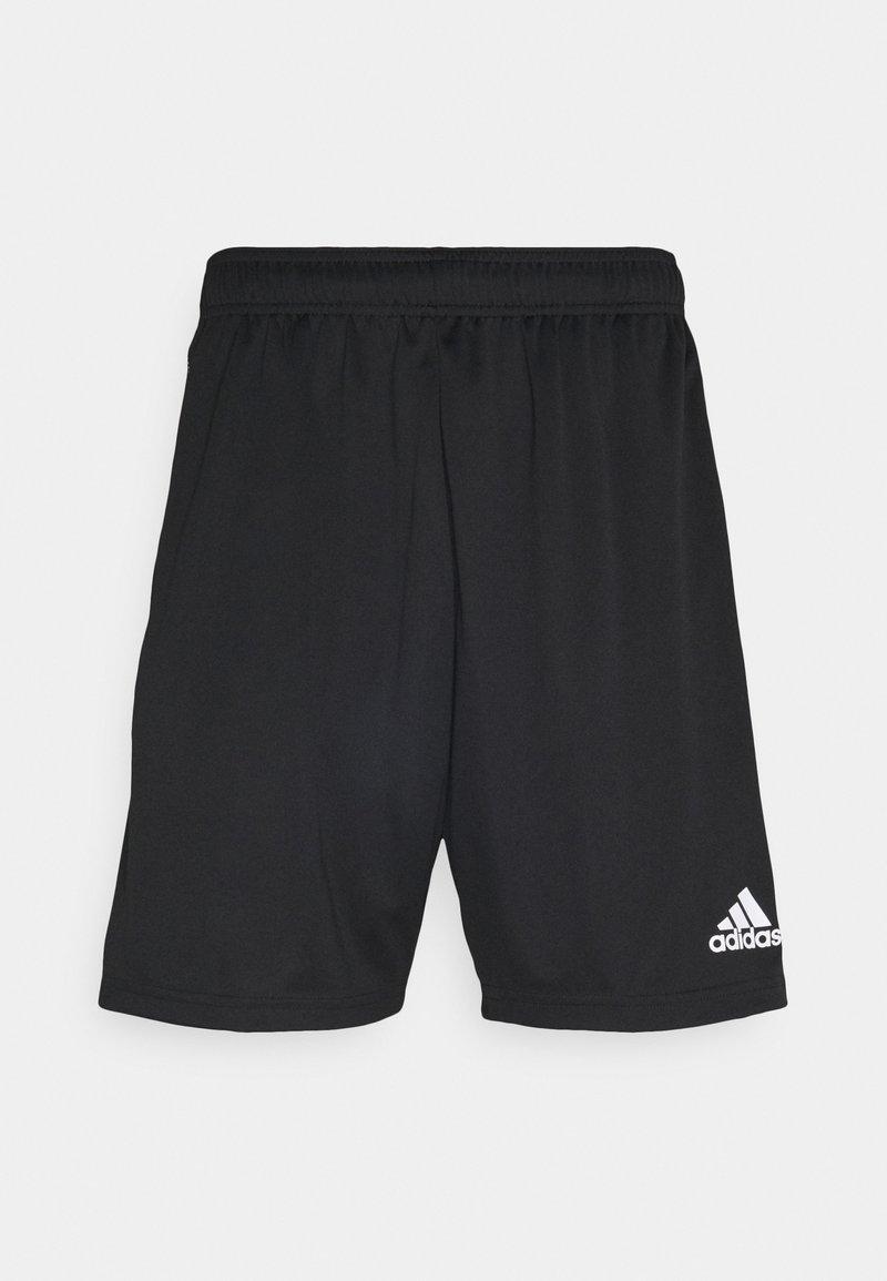 adidas Performance - TIRO 21  - Korte sportsbukser - black