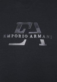 Emporio Armani - Sweatshirt - dark blue - 6