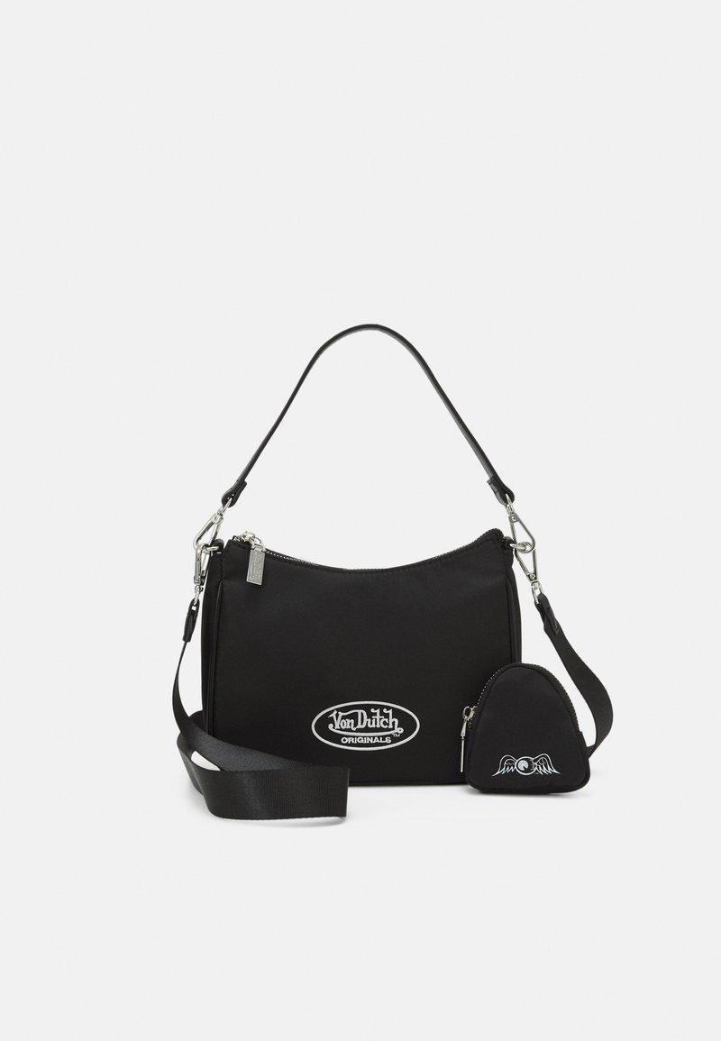 Von Dutch - KACEY SCHOULDER BAG CROSS BODY UNISEX - Handbag - black