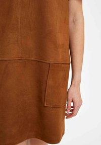 DeFacto - Day dress - brown - 3