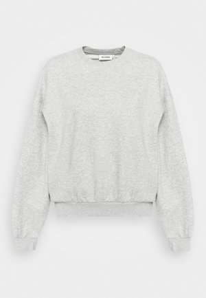 PAMELA OVERSIZED - Mikina - light grey