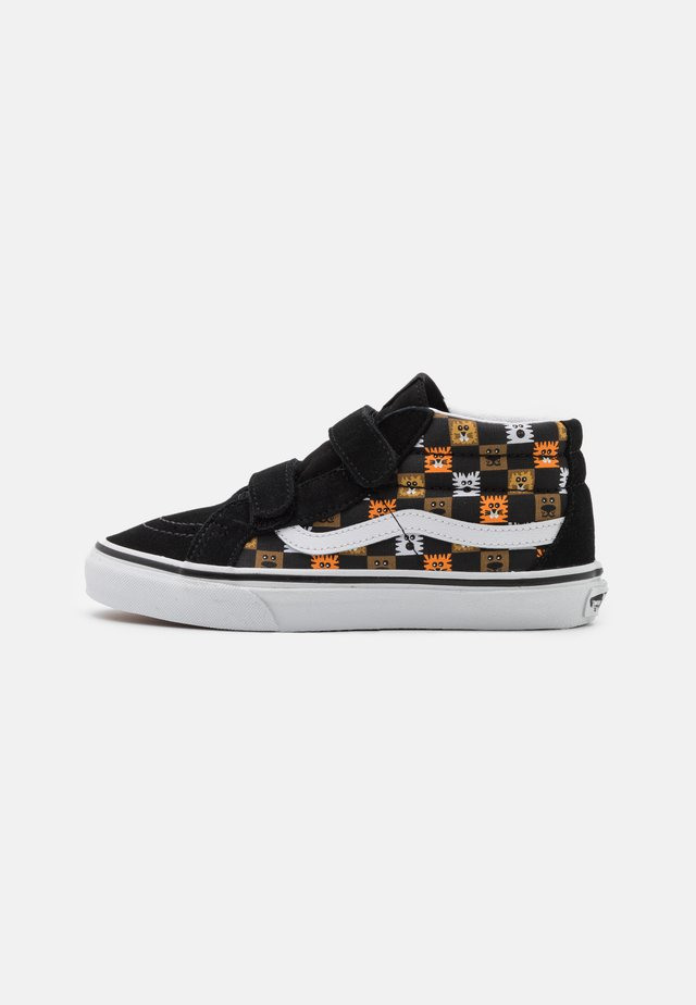 SK8 MID UNISEX - High-top trainers - black/true white