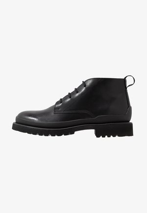 ADVENTURER - Veterschoenen - black