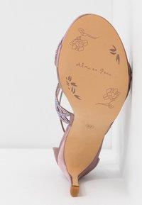 Alma en Pena - High heeled sandals - purple - 6