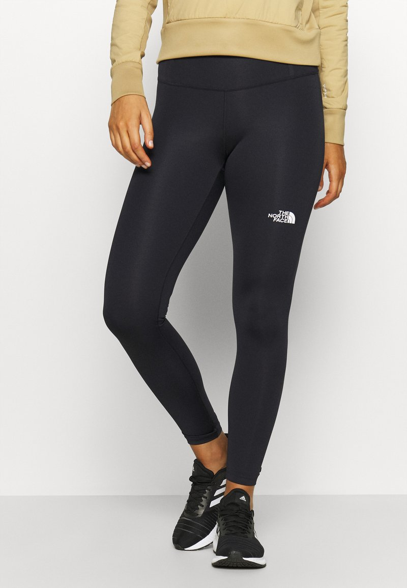 The North Face - ACTIVE TRAIL HIGH RISE WAIST PACK - Leggings - black