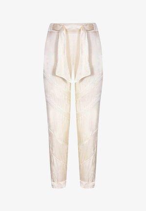 Pantalones - blanco