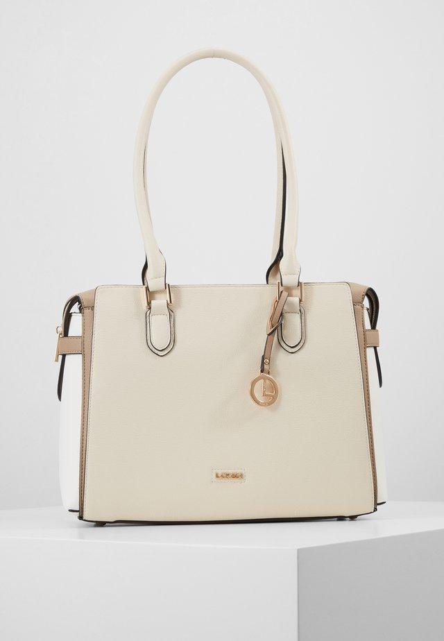 ELEONORA - Handbag - offwhite