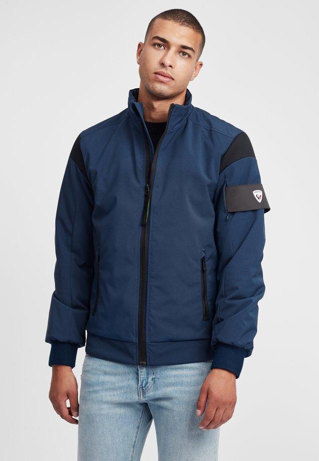 Light jacket - dark navy