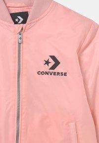 Converse - Winter jacket - converse pink - 2