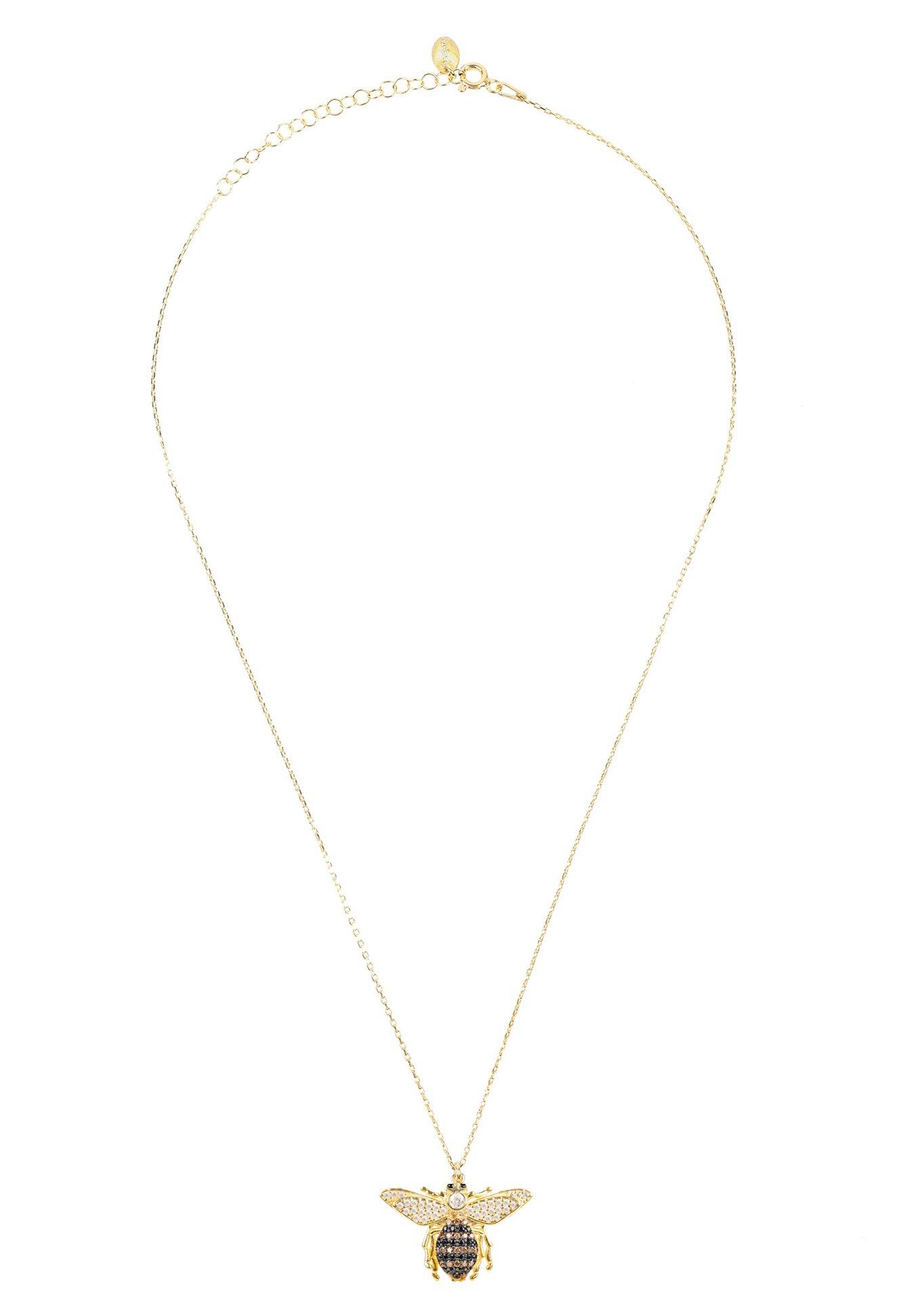 Latelita Halskette - Or/gold