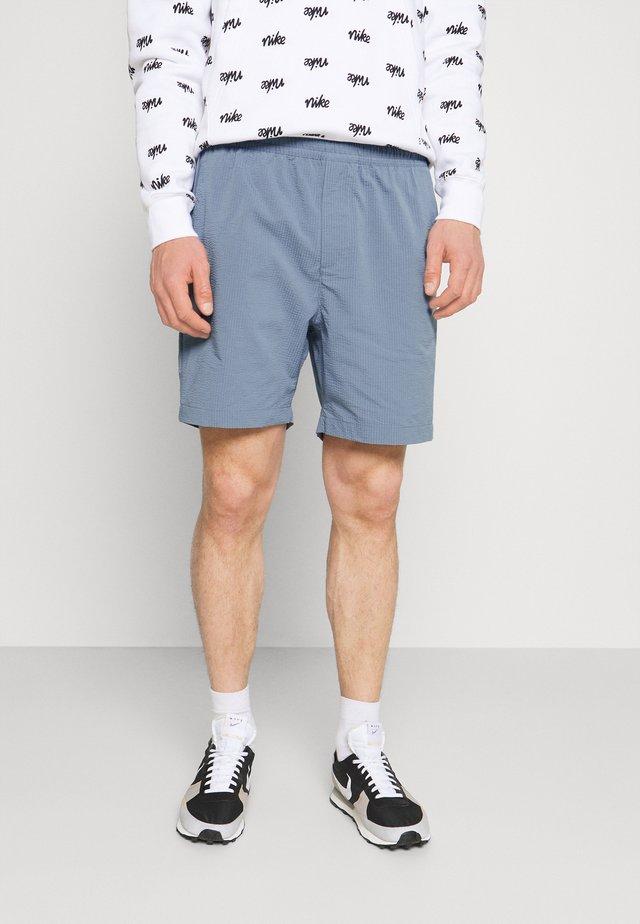 CHINO UNISEX - Shorts - ashen slate