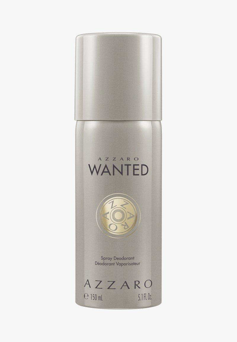 Azzaro Parfums - WANTED EAU DE TOILETTE DEO SPRAY - Deodorant - -
