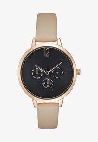 Anna Field - Horloge - beige - 0