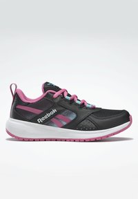 Reebok - SUPREME  - Neutral running shoes - black - 8