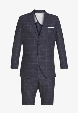 SLHSLIM SUIT  - Garnitur - blue