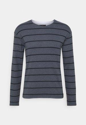 ORLANDO ROUND - Stickad tröja - dark blue