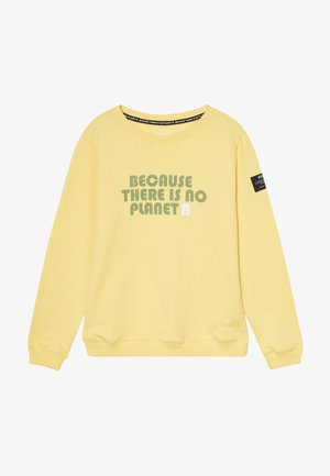 SAN DIEGO BECAUSE KIDS - Sweatshirt - yellow